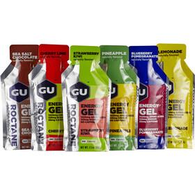 GU Energy Pack de Prueba Geles Energéticos Roctane 6x32g, Mixed